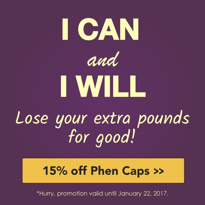 15% off Phen Caps